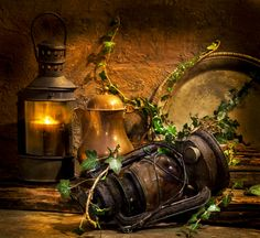 Photograph In the garden shed. by Mostapha Merab Samii on 500px
