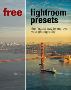 20+ Free Lightroom Presets to Make Your Images Pop
