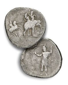 Alexander III, The Great (336-323 B.C.), Silver Dekadrachm of 5 Shekels, 40.08g. Minted at Babylon, struck c. 327 B.C. The New York Sale XXVII 4 January 2012 Lot number 304. Price realized: $300,000.