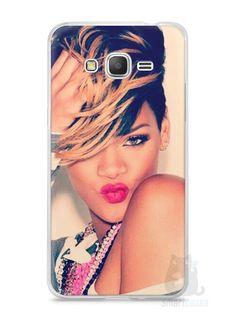 Capa Samsung Gran Prime Rihanna #1 - SmartCases - Acessórios para celulares e tablets :)