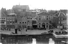 Aalmarkt Leiden (jaartal: 1930 tot 1940) - Foto's SERC