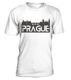Cool Prague Tshirt  #gift #idea #shirt #image #funny #campingshirt #new