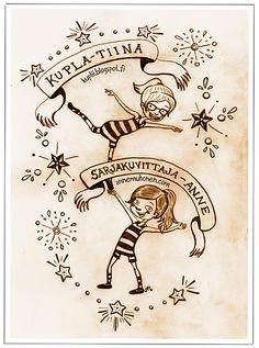 Sirkus Rinkeli:  tekijät