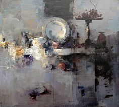 26. Still life I Oleo/lienzo 81 x 89 cm.