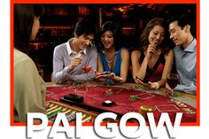 Play Free Pai Gow Poker To play free Pai Gow Poker remember the game is always played with a 53 card deck–a standard deck of cards with the inclusion of the wild joker card. The object is to beat the dealer by putting together a better hand. Everyone is dealt seven cards. Each player then makes two poker hands out these seven cards–a five card hand and a two card hand. http://www.thrillofgambling.com/free-pai-gow-poker/