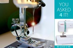 Care & Feeding of Your Sewing Machine