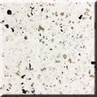 Natural White SpreadStone Textured Stone Coating