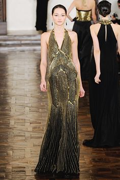 Ralph Lauren. Please someone throw a gala and loan me money so I can wear this once.