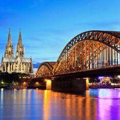 ألمانيا... مشهد فريد في قلب أوروبا --> http://hia.li/1k78jRg  #Travel #Traveling #Germany #Nice #Enjoy #Fun #سفر #سياحة