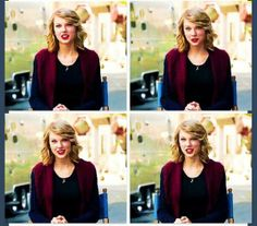Check out the link to see her new short ad for Keds! http://swiftnetwork.tumblr.com/post/82326244507/taylor-swift-for-keds (and when I say short, I mean like 3 seconds... but it's still brilliant! xD)