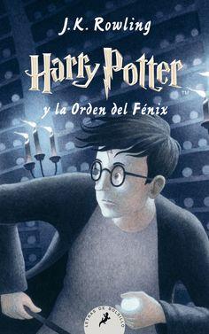 ** Harry Potter y la Orden del Fénix, J.K Rowling **