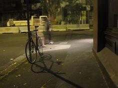 Random dude,s bikes.