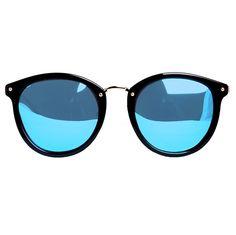 AYF Women's Fashion Round Sunglasses Polarized Lens Retro Vintage Spectacles #AYF #Round
