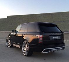 Range Rover, Luxury Cars, Dream Cars, Transportation, Vehicles, Jeep, Aesthetics, Nice, Black