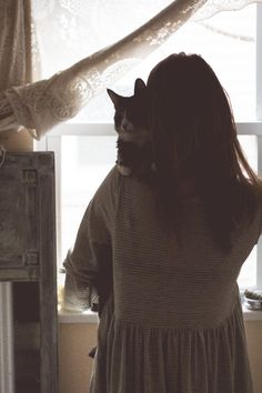 in a way i can't wait to settle in somewhere enough just because i want a CAT.  -The Unexpected Teacher