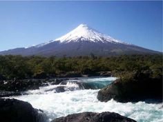 Whitewater rafting - Puerto Montt, Chile