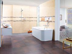 Homeplaza - Hochwertige Fliesen verwandeln Bad und Schlafzimmer in einen Wohlfühlort - Das Wohnbad – ein Raum ohne Grenzen