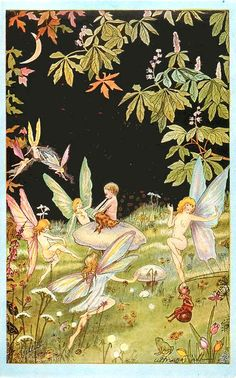 Fairies by unknown