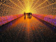 WINTER ILLUMINATIONS: LIGHT FESTIVAL IN JAPAN