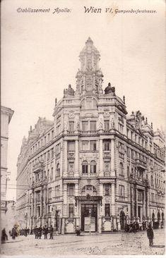 The Apollo Theatre, Vienna