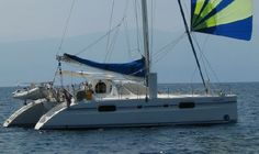 CATANA 431 - FOR SALE - This owner's version Catana 431 has been owned by the same couple for 14 years - and has been built in 1998 for one of France's most famous marine builders and surveyors for his personal use and loaded with all equipment which one would need and expect to see on a serious world voyager. Over the years well maintained and refitted. You will find much more on our website