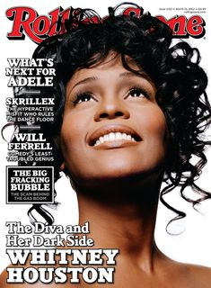 Whitney Houston for Rolling Stone