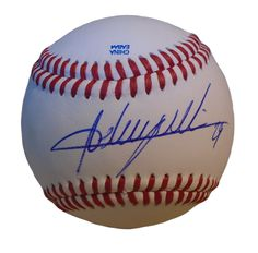 Boston Red Sox Adrian Beltre signed Rawlings ROLB leather baseball w/ proof photo.  Proof photo of Adrian signing will be included with your purchase along with a COA issued from Southwestconnection-Memorabilia, guaranteeing the item to pass authentication services from PSA/DNA or JSA. Free USPS shipping. www.AutographedwithProof.com is your one stop for autographed collectibles from Boston sports teams. Check back with us often, as we are always obtaining new items.