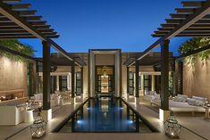 Villa Mandarin con piscina