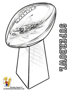 superbowl seattle seahawks coloring page