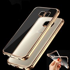 Case for Samsung Galaxy J3 J5 J7 2015 A3 A5 A7 2016 Grand Prime S5 S6 S7 Edge Fashion Luxury High Quality Plating Design Cover -- You can find out more details at the link of the image.