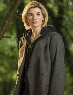 The BBC and BBC AMERICA today announced to the world that Jodie Whittaker will be the new Doctor Who. She will be the Thirteenth Time Lord and take over from Peter Capaldi who leaves the global hit show at Christmas. Dr Who, Steven Moffat, Peter Capaldi, Tardis, First Female Doctor, Enrico Macias, The New Doctor, 13th Doctor, Doctor 13