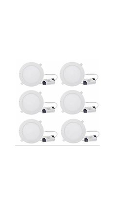Buy Galaxy 12 watt Led panel light Round,Cool white pack of 6 with 2 year warranty Online at Low Prices in India - Paytm.com