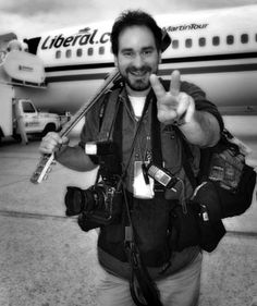 This is a Canadian Press photographer.