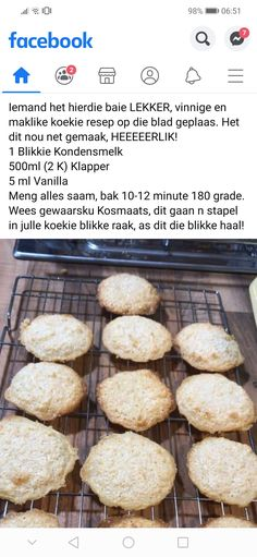 Easy Cookie Recipes, Cookie Desserts, Cake Recipes, Dessert Recipes, French Cruller Donut, Vanilla Biscuits, 3 Ingredient Recipes, Cookie Press, African Recipes
