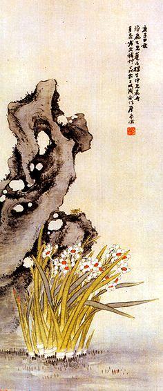 By Ju Lian 居廉 1828-1904