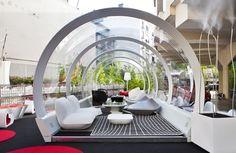 Espacio de Marisa Gutiérrez para Casa Decor Madrid 2013