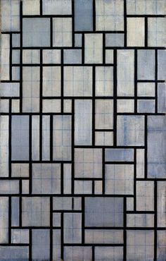 Purchase Composition in Gray, 1919 by Piet Mondrian from Canvas Wall Art on OpenSky. Canvas Artwork, Canvas Wall Art, Canvas Prints, 3d Prints, Painting Prints, Art Paintings, Piet Mondrian Artwork, Inspiration Artistique, Art Moderne