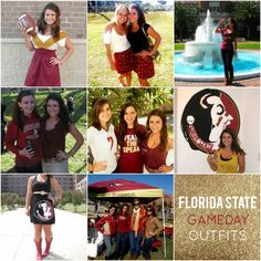 Florida State Seminoles Gameday Outfits