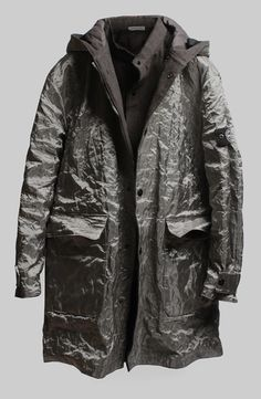 Stone Island Stainless Steel | FOUND_NYC