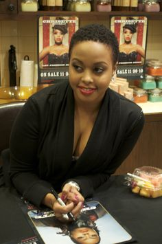 Chrisette Michele Lenox Mall 2010