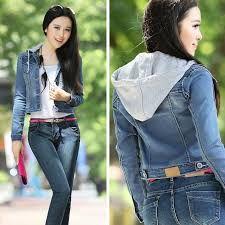 Resultado de imagen para desigual chaquetas en jeans