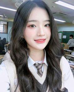 (HIATUS SAMPE AKHIR APRIL)  Baca aja dulu, siapa tau suka 😁   (DOSA … #fiksipenggemar # Fiksi penggemar # amreading # books # wattpad Ulzzang Girl Selca, Ulzzang Korean Girl, Cute Korean Girl, Korean Beauty, Asian Beauty, Cute Girls, Cool Girl, Korean Student, Girl Korea