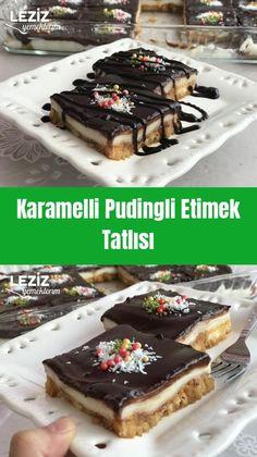 Karamelli Pudingli Etimek Tatlısı Snack Recipes, Snacks, Dumpling, Caramel, Eat, Cooking, Desserts, Woman Fashion, Irene