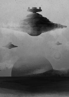dark side. Star Wars Ships, Star Destroyer, Advertising Signs, Vintage Signs, Dark Side, Geek Stuff, Batman, Superhero, Stars