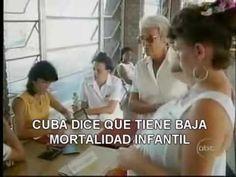 LA MENTIRA DE LA MEDICINA CUBANA