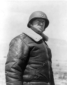 Patton, George S. - My father regarded him so highly that he slept outside his office one night, hoping to meet him.....didn't happen.