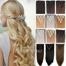 One piece long clip in hair extensions httpconfer long clip in hair extensions confer australia direct buy deals pmusecretfo Gallery