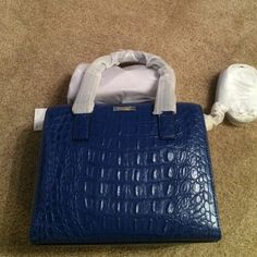 Kate Spade Alessa handbag NWT Gorgeous cobalt blue. Brand new with tags. kate spade Bags