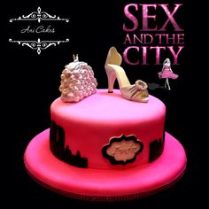 Sex and the City Cake.