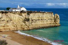 Capela da nossa senhora da Rocha,  Algarve-Portugal